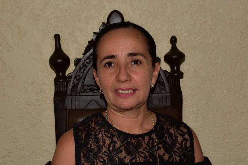 Diputada Julia del Carmen Pardo Contreras