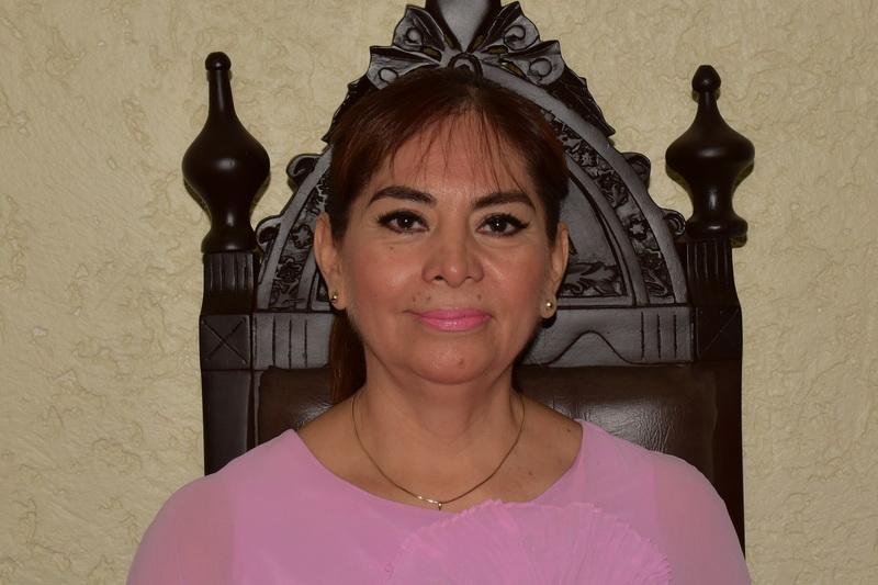 Diputada Nelly del Carmen Vargas Pérez