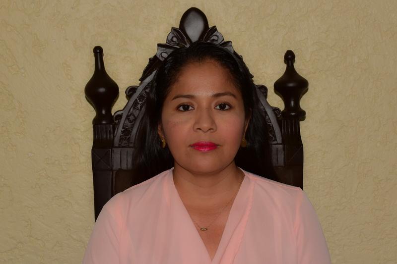 Diputada Cristina Guzmán Fuentes