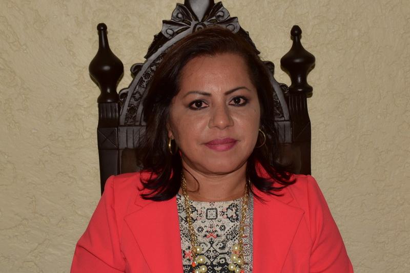 Diputada María Félix García Álvarez