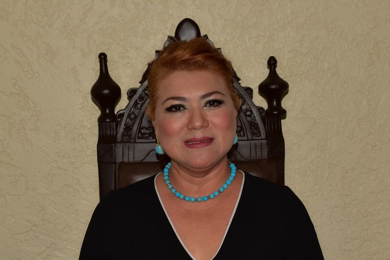 Diputada María Esther Zapata Zapata