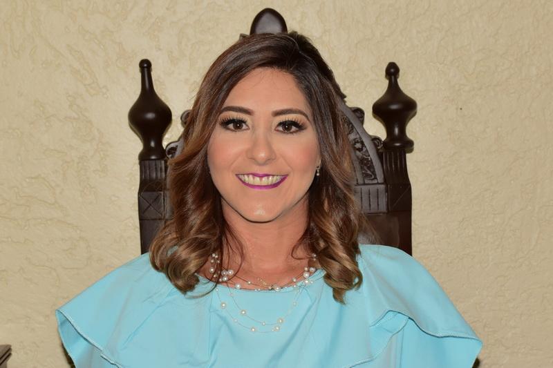 Diputada Odette Carolina Lastra García