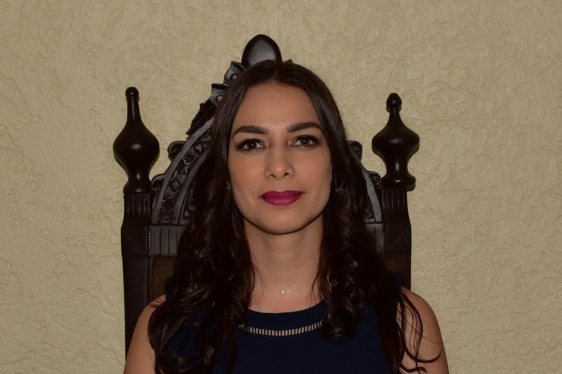 Diputada Ingrid Margarita Rosas Pantoja