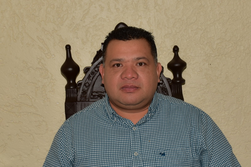 Diputado Manuel Antonio Gordillo Bonfil