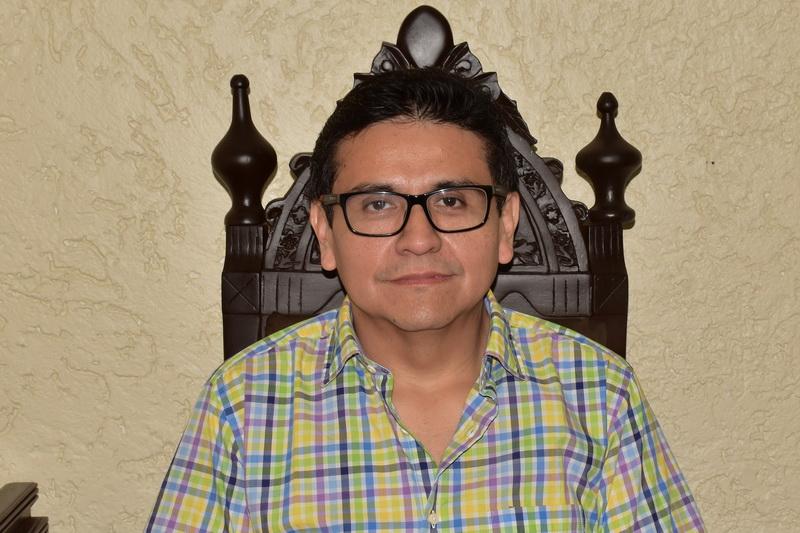 Diputado Ricardo Fitz Mendoza