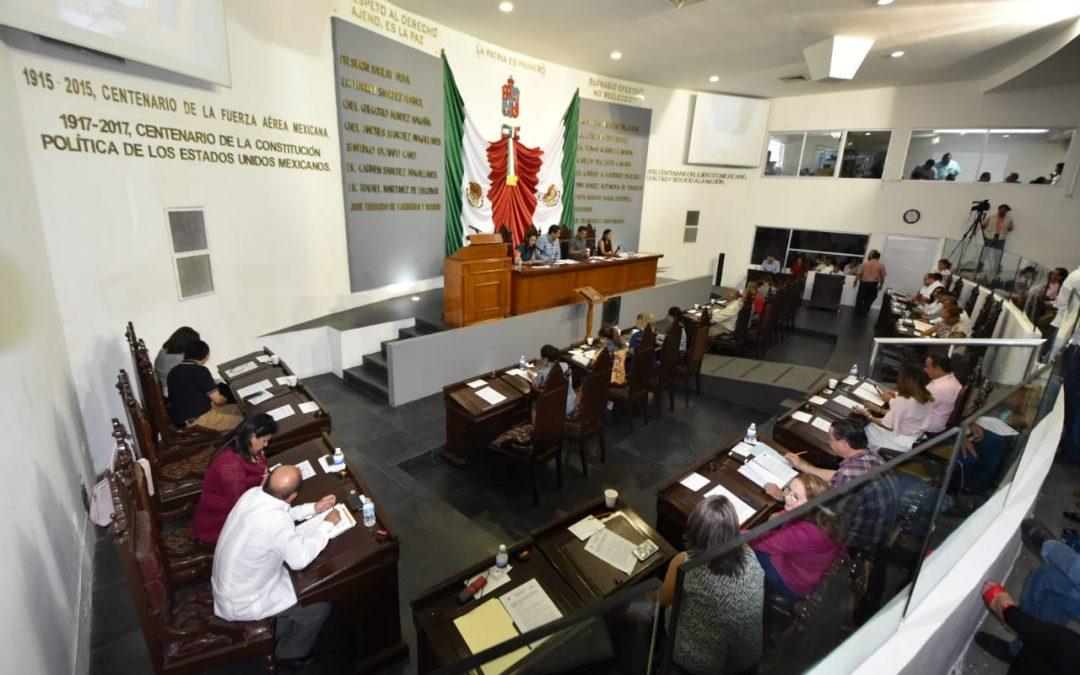 Proponen diputados reformas en materia civil y de seguridad pública