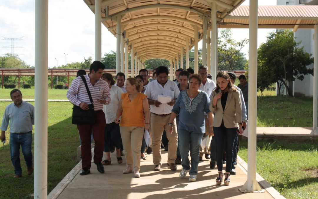 Recorre Comisión Inspectora de Hacienda Primera el municipio de Centro