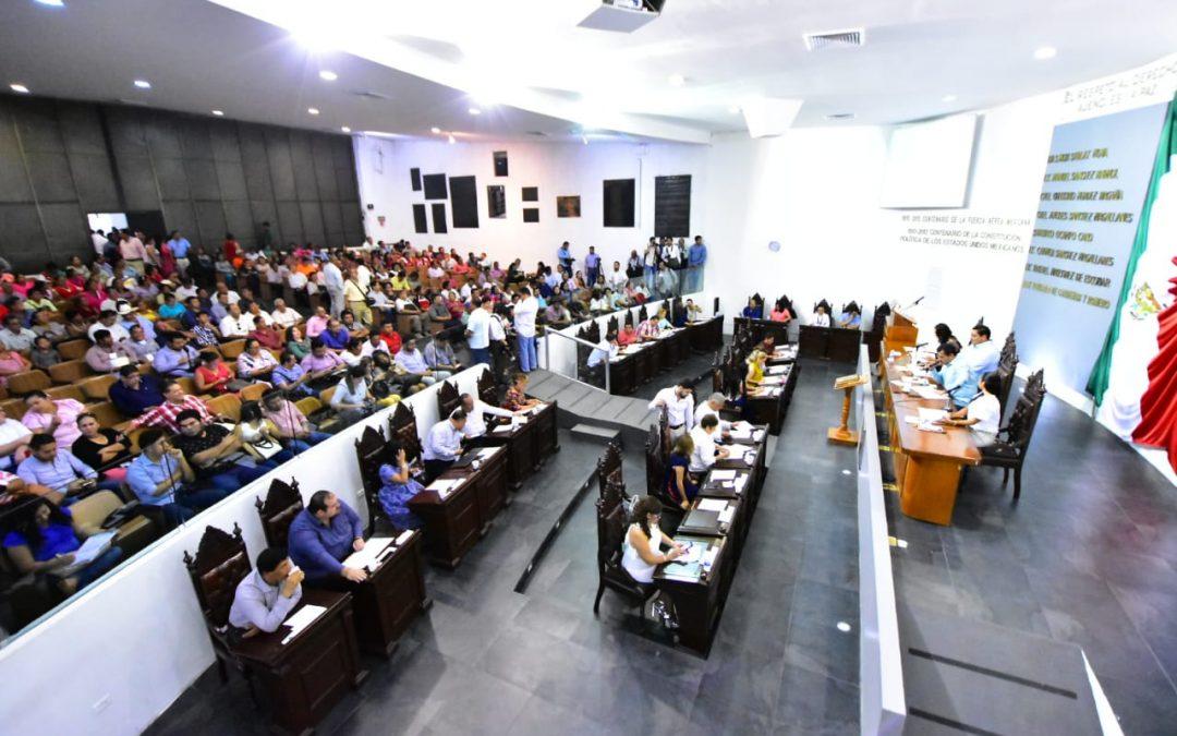 Reforma Congreso la Ley Orgánica de la Fiscalía General del Estado