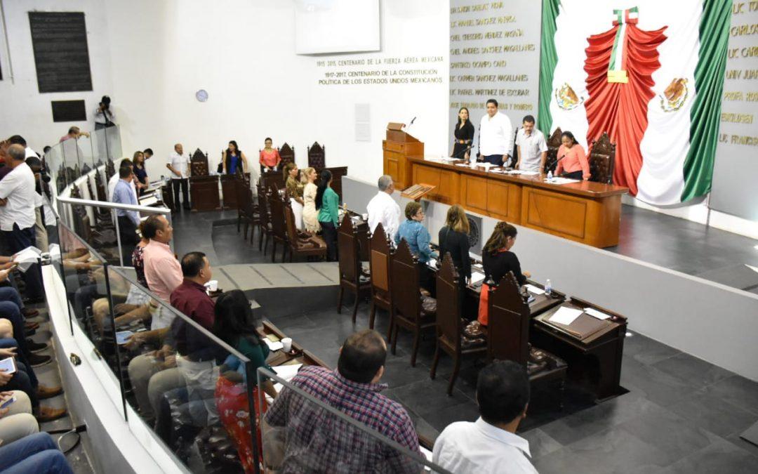 Da entrada Congreso a propuestas en apoyo de las personas con discapacidad y en materia penal, de salud, derechos indígenas, de seguridad, transparencia y migración
