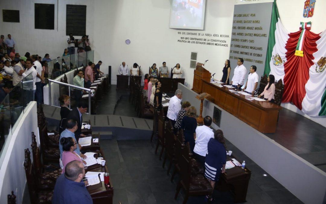 Aprueba LXIII Legislatura eliminar el fuero y reducir financiamiento a partidos políticos