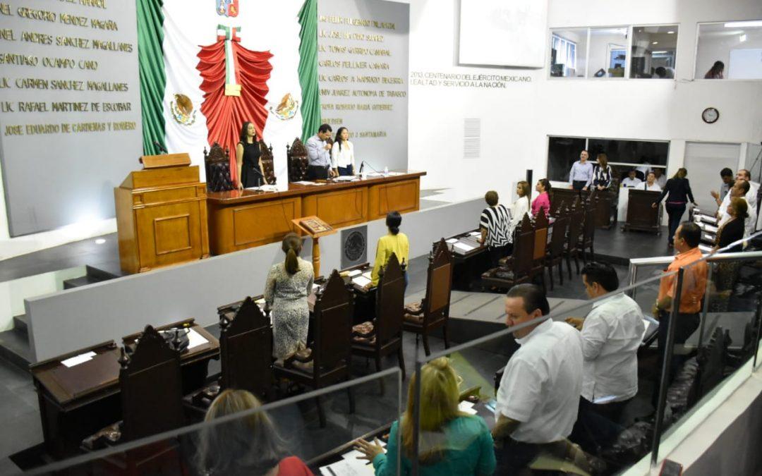 Buscan diputados fortalecer el trabajo legislativo para alcanzar el bienestar de los ciudadanos