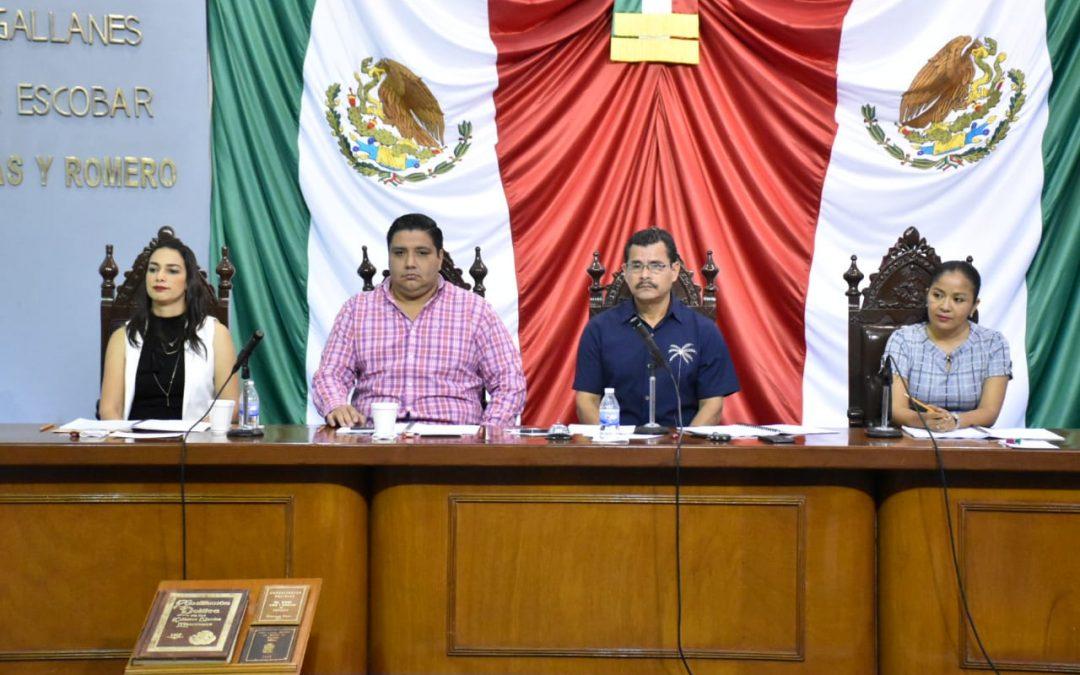 Presentan legisladores diversas propuestas en materia de salud y de educación