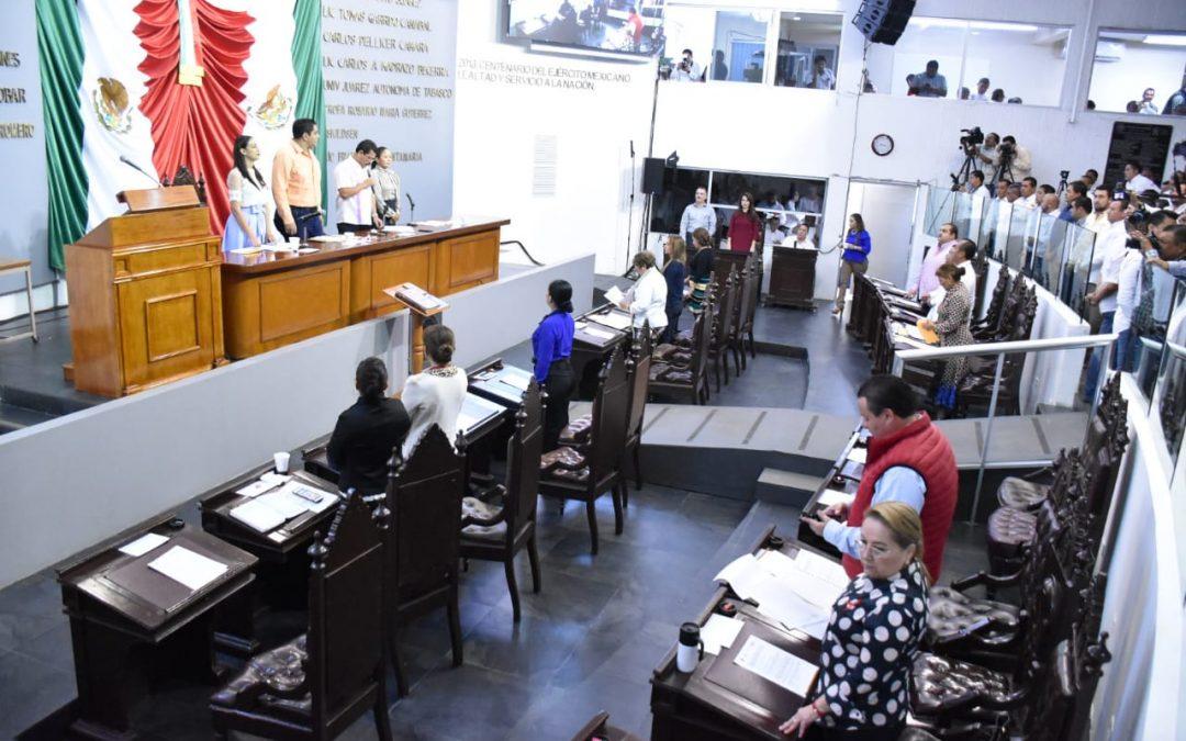 Avala Congreso solicitud del Ayuntamiento de Comalcalco para contratar empréstito