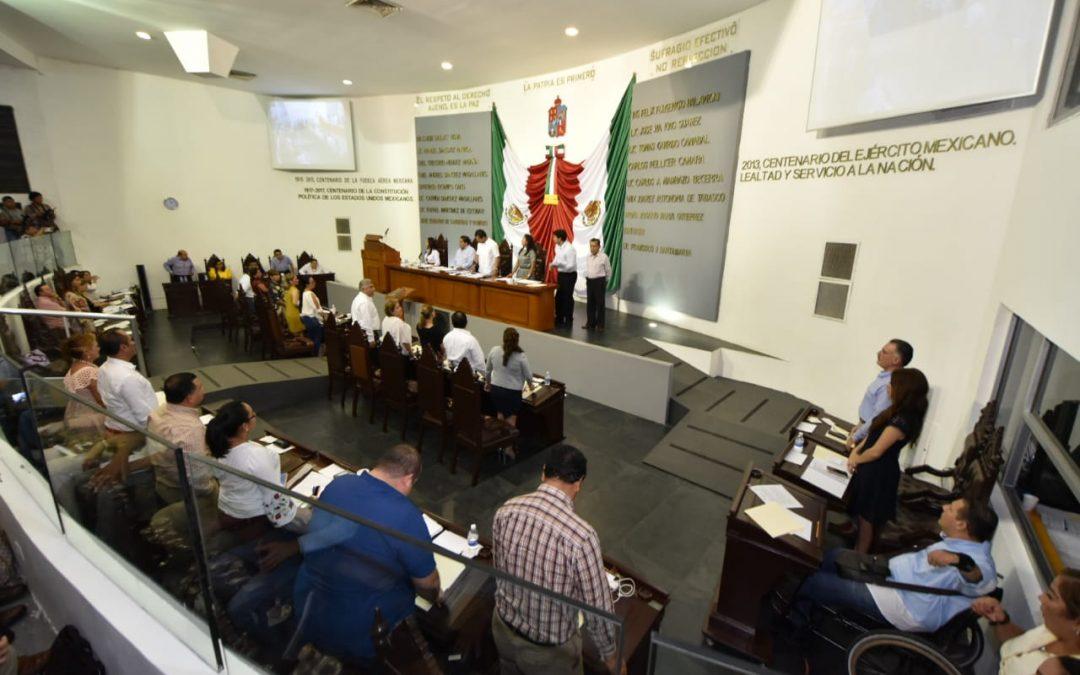 Avala Congreso reformas en materia de Obras Públicas, Adquisiciones, Arrendamientos y Prestación de Servicios