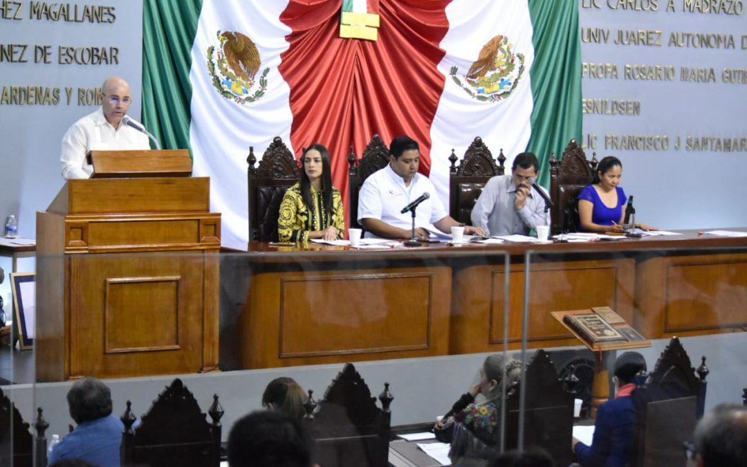 Destaca el titular de SSP la importancia de contar con políticas públicas que atiendan las necesidades de desarrollo social