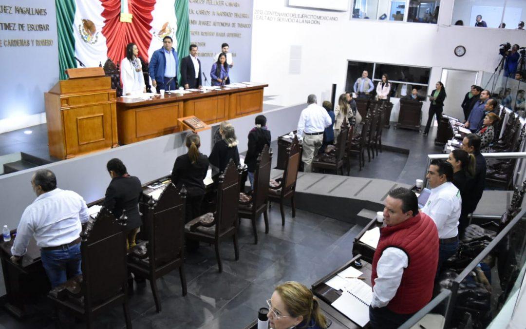 Aprueba LXIII Legislatura Acuerdo Parlamentario para la glosa del Sexto Informe de Gobierno