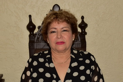 Diputada Juana María Esther Álvarez Hernández