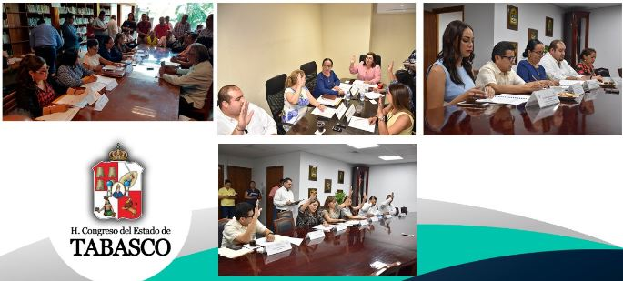 Trabajan Comisiones Ordinarias a favor del bienestar de los ciudadanos