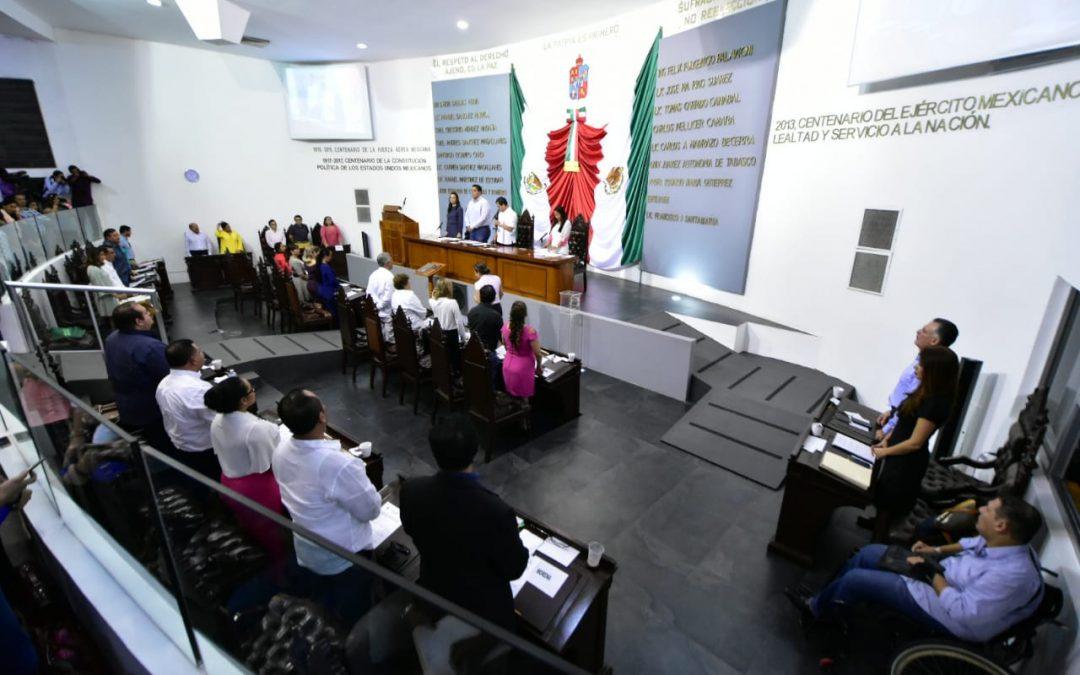 Propone Morena eliminar el fuero y reducir el financiamiento público de los partidos políticos