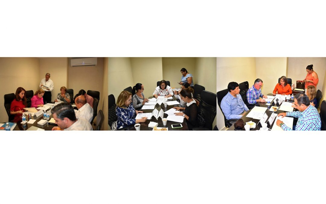 Comisiones Inspectoras de Hacienda avanzan en tareas de fiscalización y aprueban programas de trabajo