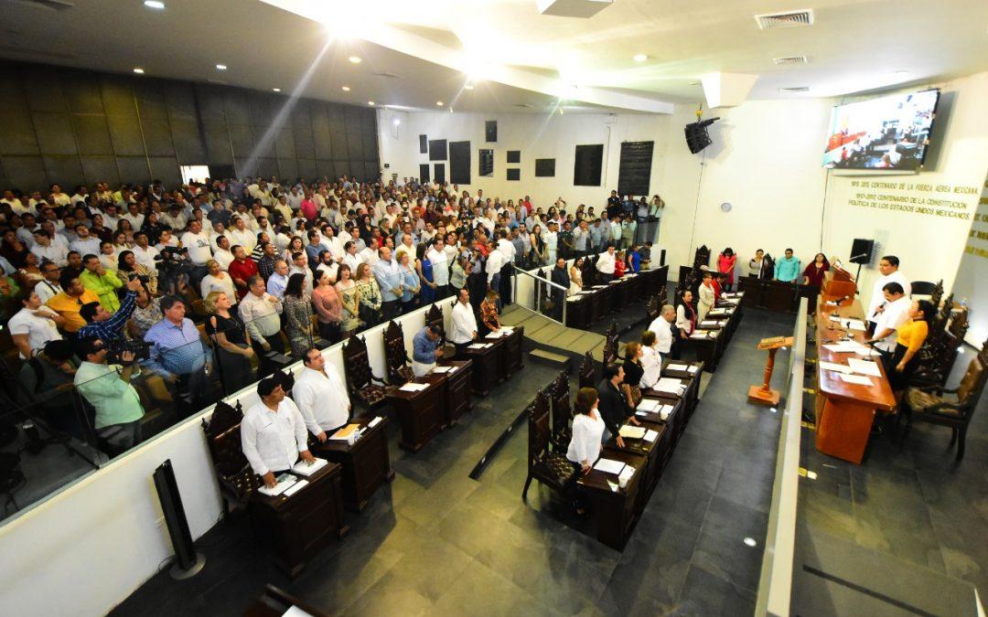 Buscan Legisladores reformar marco jurídico en materia ambiental, libre expresión, solución de conflictos, transporte y capacitación policial
