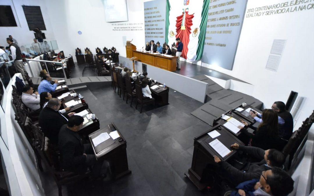 Aprueba Congreso del Estado Paquete Fiscal y Leyes de Ingresos Municipales 2019