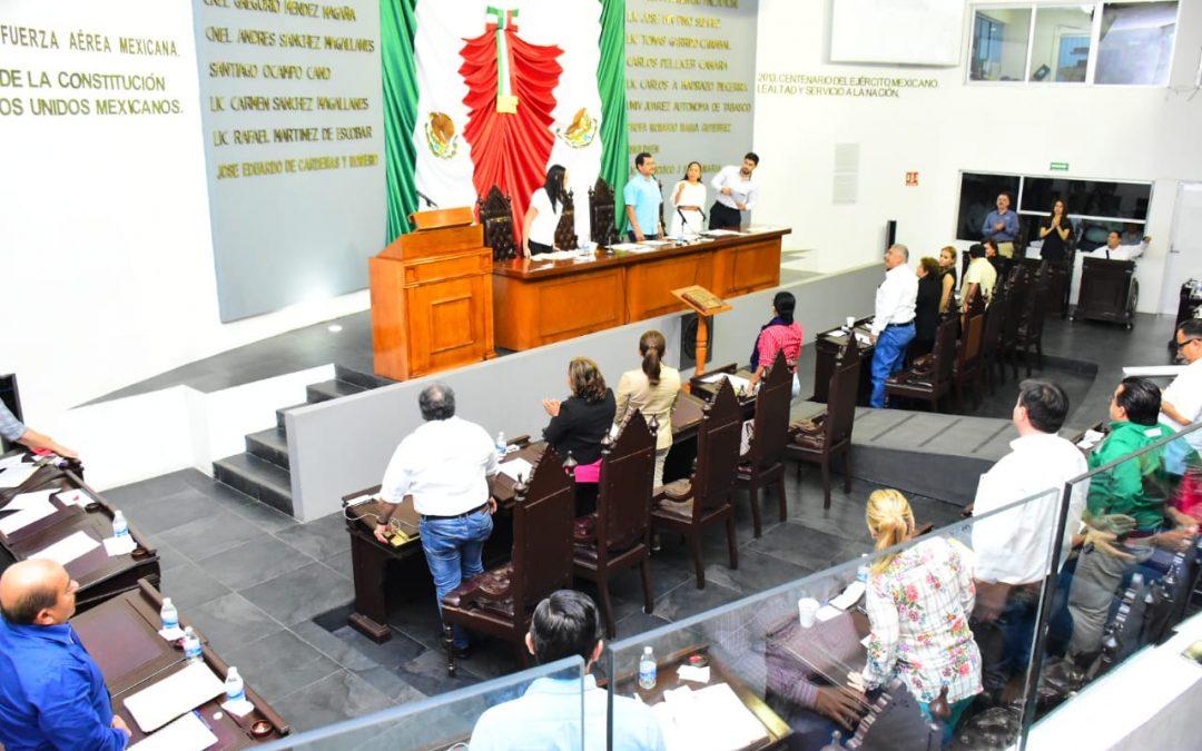 Expide LXIII Legislatura Ley Orgánica del Poder Ejecutivo del Estado de Tabasco