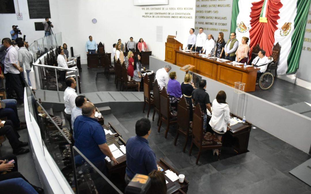 Eligen Mesa Directiva para el Segundo Periodo Ordinario de Sesiones
