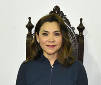 Diputada Alma Rosa Espadas Hernández