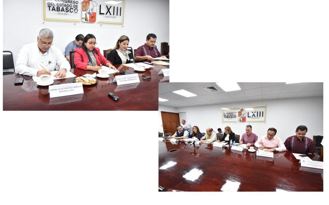 Aprueban requisitos y elegibilidad de las ternas propuestas para designar Presidente del TCyA y Directora del IEM
