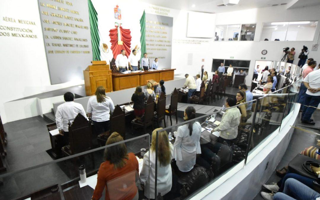 Modifican integración de ocho comisiones ordinarias, de la fracción parlamentaria del PVEM y de la JUCOPO
