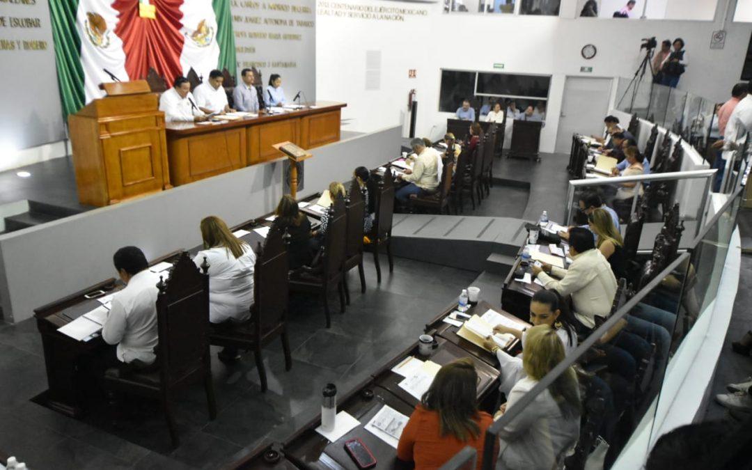 Presentan Agenda Legislativa para Segundo Periodo Ordinario de Sesiones