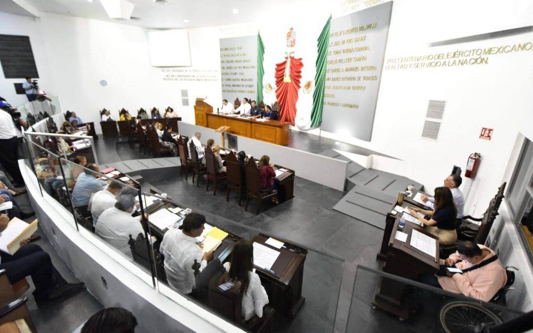 Proponen legisladores reformas para enriquecer el marco normativo de la entidad