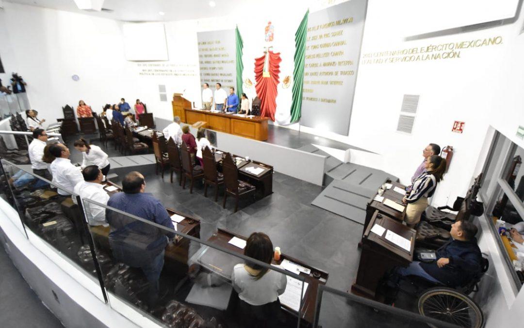 Plantea el titular del Poder Ejecutivo del Estado reforma en materia hacendaria