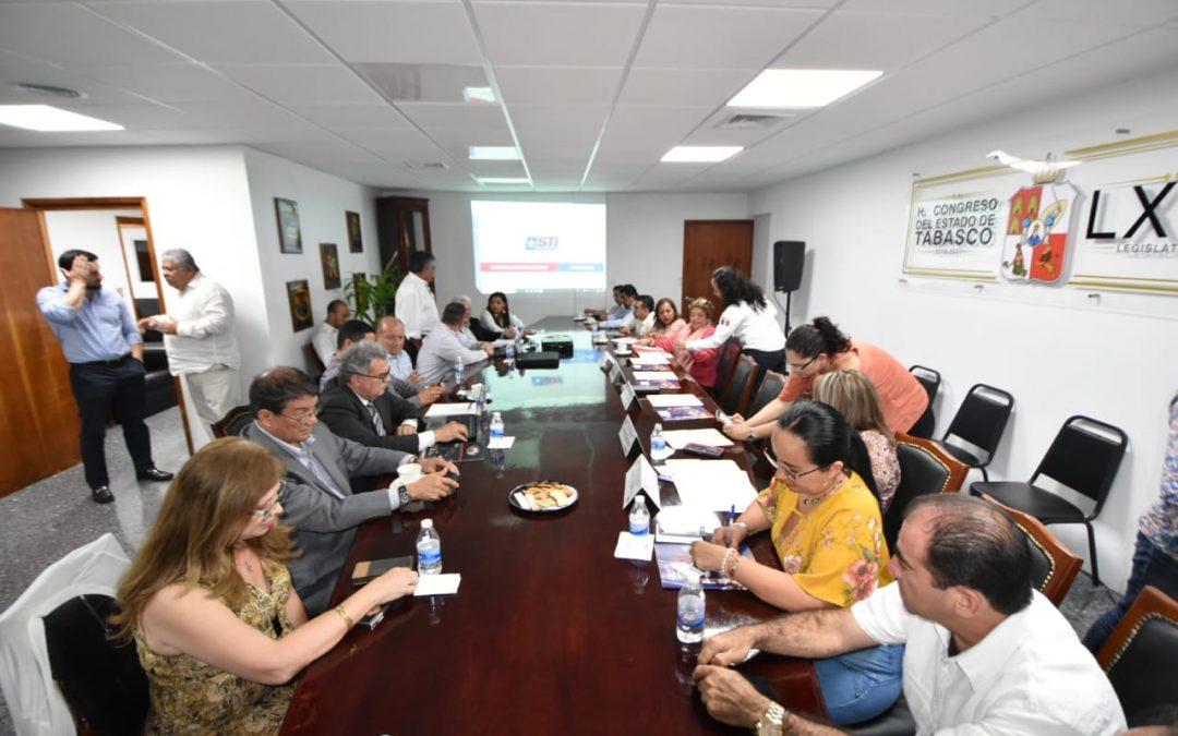 Analizan legisladores aspectos relacionados con el proyecto de construcción de la Refinería de Dos Bocas