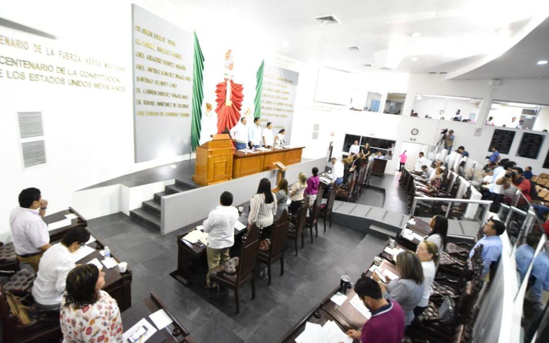 Recibe Congreso propuestas para eficientar funciones de cabildos, sobre protección de menores, cuidado de animales y de justicia laboral