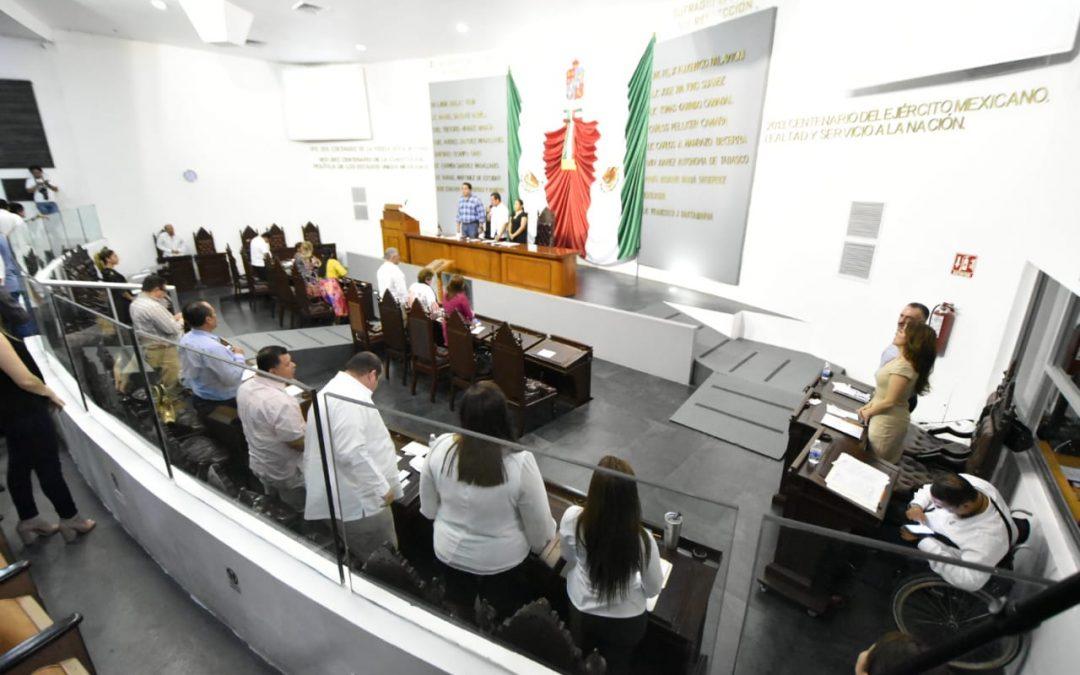 Aprueba Congreso de Tabasco reforma constitucional que crea la Guardia Nacional