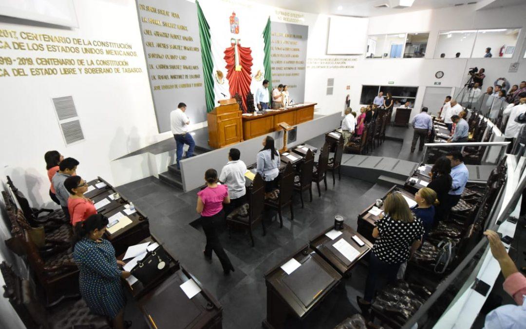 Presentan Gobernador del Estado y legisladorespropuestas que buscan el beneficio de la entidad