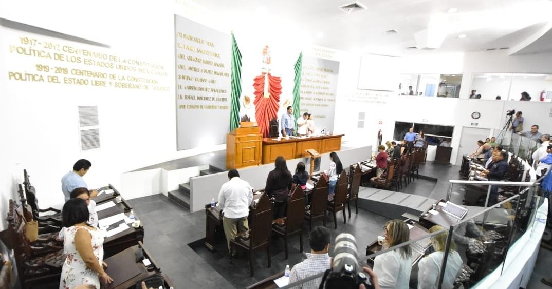 Avala Congreso reformas en materia laboral, de justicia cotidiana y solución de conflictos