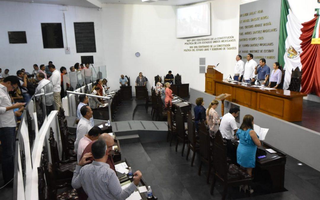 Analizará Congreso propuestas en materia civil, derecho ciudadano y del sector pesquero