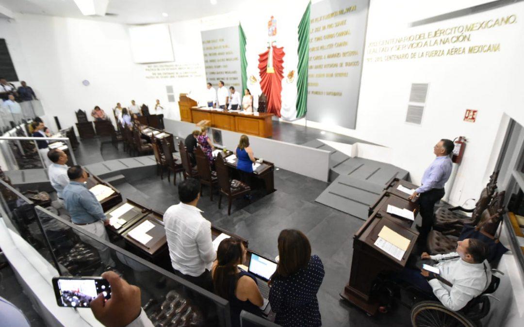Solicitan legisladores salvaguardar derechos de los menores y mujeres, y apoyar a los sectores productivos