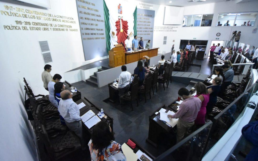 Eligen a integrantes de la Comisión Permanente para Segundo Periodo Ordinario de Receso del Primer Año de la LXIII Legislatura