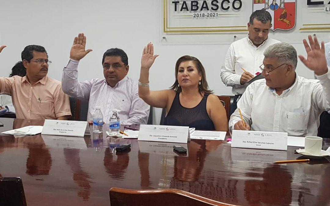 """Avala Comisión inscribir en el Muro de Honor del Recinto Legislativo el nombre de """"José Narciso Rovirosa Andrade"""""""