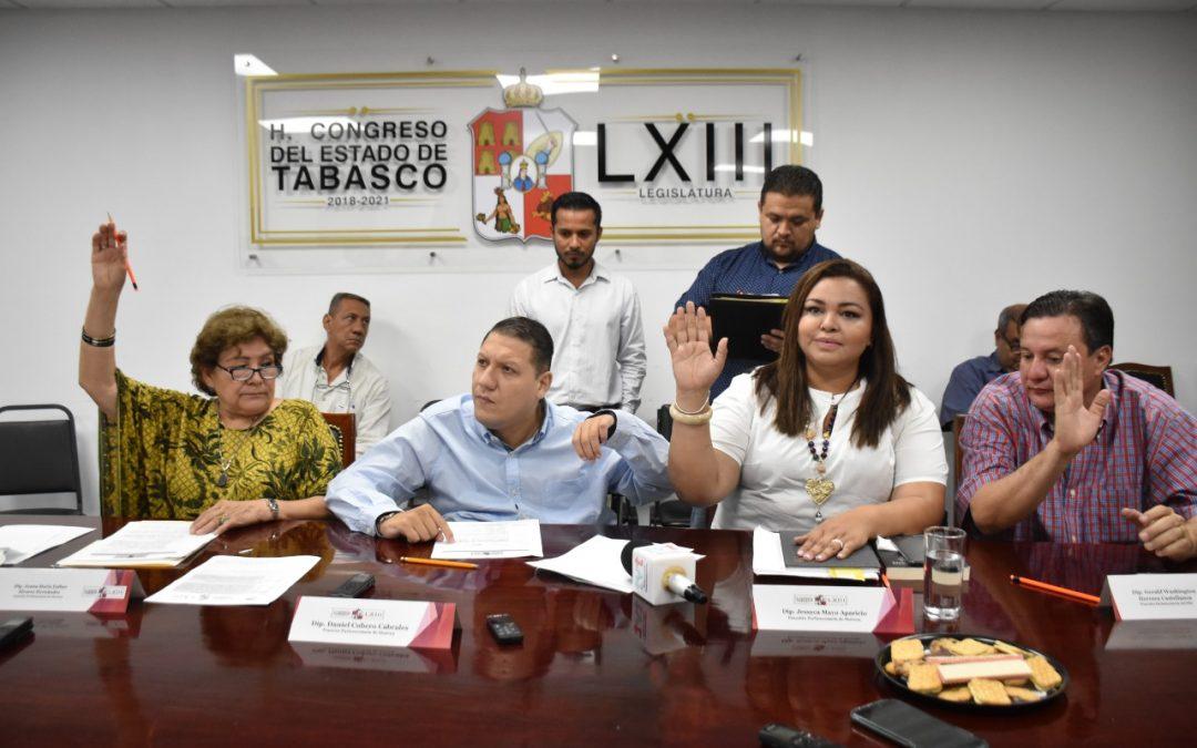 Comisión aprueba reformas y adiciones a la Ley sobre los Derechos de las Personas con Discapacidad