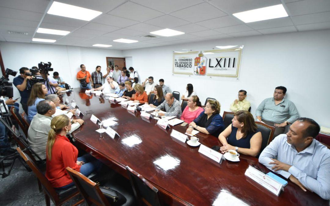 Proponen legisladores de manera conjunta reforma al Código Penal para combatir el abigeato