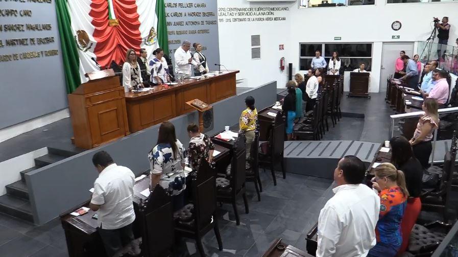 Promueven legisladores normas que contribuyan al pleno desarrollo de la entidad