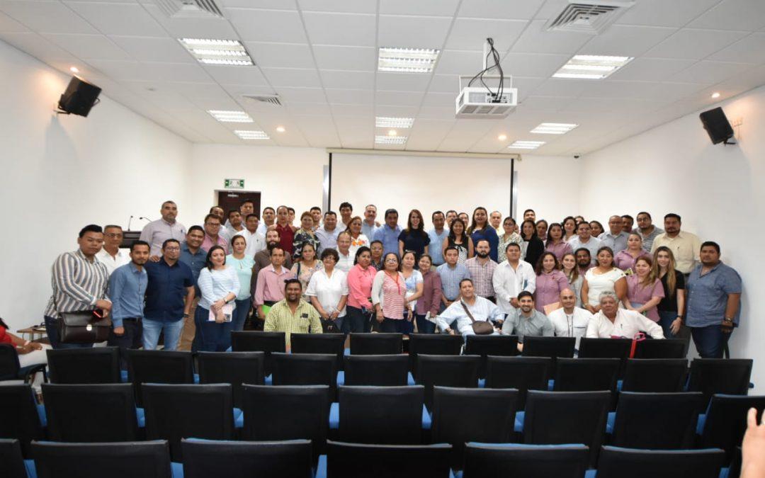 Participan legisladores y personal del Congreso en Taller de Actualización en Técnica Legislativa