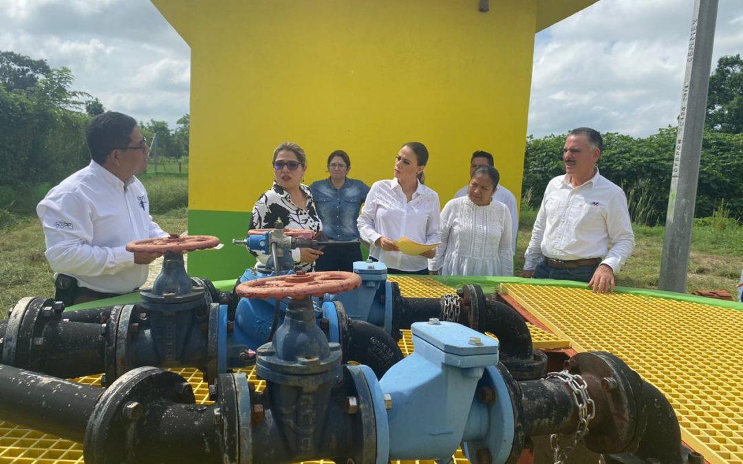 Supervisa Inspectora Tercera obras en Centro, Cunduacán, Comalcalco y Huimanguillo, equivalentes a una inversión de más de 210 mdp
