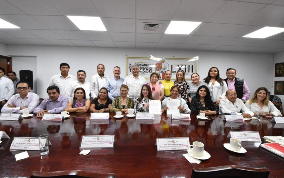 Signa la LXIII Legislatura Convenio General de Colaboración Institucional con el Instituto Estatal de las Mujeres