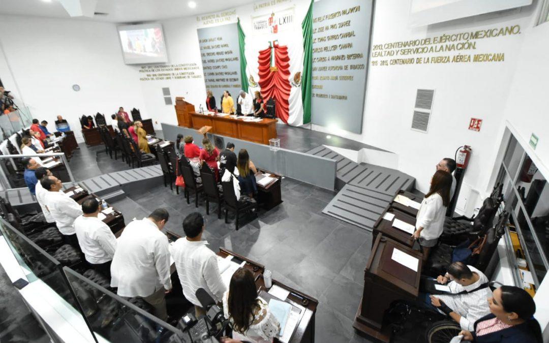 Avala Congreso reformar la Constitución Política local en materia de financiamiento a partidos políticos